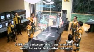 Giant Robot Mikazuki (Tekkouki Mikazuki) - Episode 2