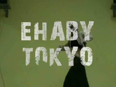 EHABY TOKYO (1). Tribal Fusion.Industrial Belly Dance.