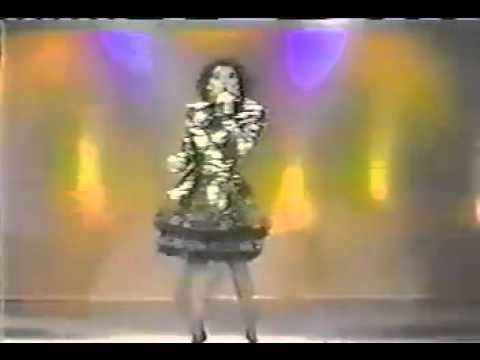 Celine Dion - Je ne veux pas  1987 VERY RARE LIVE