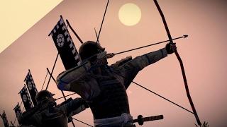 Последняя Атака 7000 Самураев! Shogun 2 Total War