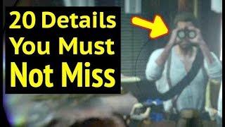 20 Crazy Details in Red Dead Redemption 2 (RDR2)