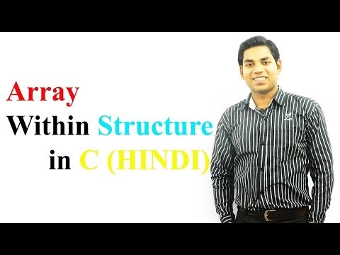 Download Youtube: Array within Structure in C (HINDI/URDU)