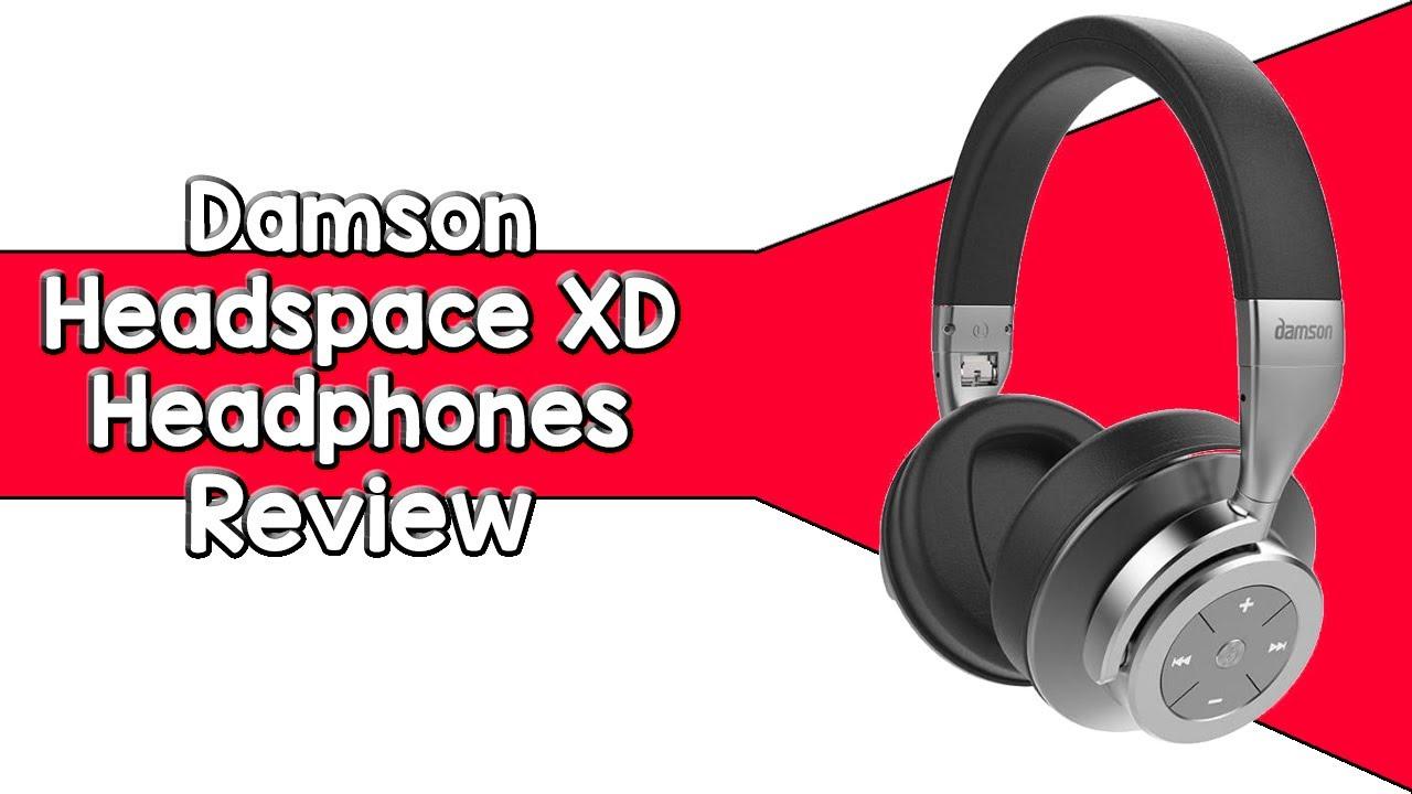 f8716ba6f8a Damson Headspace XD Headphones Reviews - YouTube