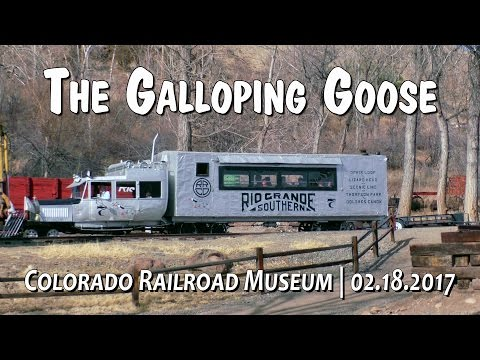 The Galloping Goose
