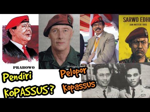 5 Jendral Kopassus Yang Paling Terkenal Di Indonesia