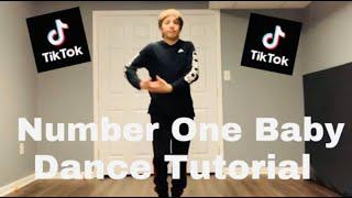 How to do Relationship (Number 1 Baby) TikTok Dance Tutorial