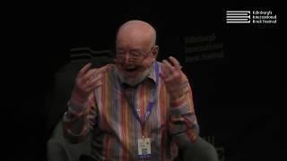 Thomas Keneally at the Edinburgh International Book Festival