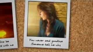 Julienne Taylor - You Are Not Alone (w/ lyrics)