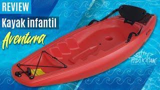 """Vídeo: Kayak Infantil """"Aventura"""""""