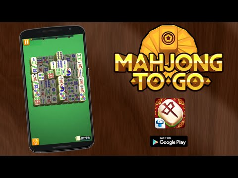 Mahjong To Go - Classic Puzzle Game For IPhone And Android