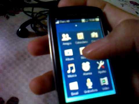 Sony Ericsson TXT PRO ANÁLISIS - ARGENTINA