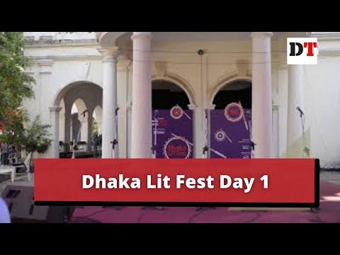 Dhaka Lit Fest Day 1