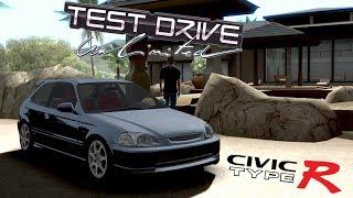 TDU - Honda Civic Type-R