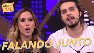 Falando Junto - Tatá Werneck + Luan Santana - Lady Night - Humor Multishow