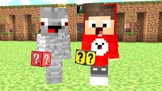 1 gegen 1 mit Lix in Minecraft Lucky Block Bedwars