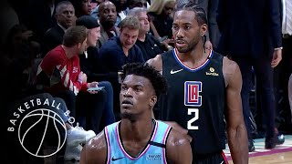 [NBA] Los Angeles Clippers vs Miami Heat, Full Game Highlights, January 24, 2020
