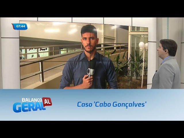 Caso 'Cabo Gonçalves': Manoel Cavalcante e irmão vão a julgamento hoje