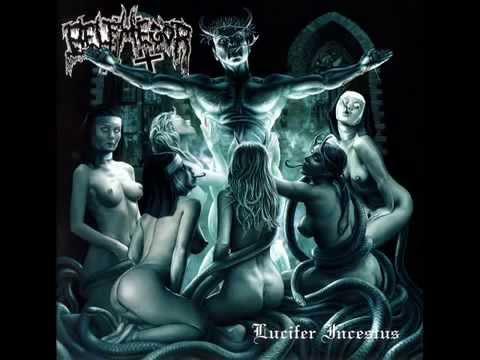 BELPHEGOR - Lucifer Incestus [FULL ALBUM] 2003