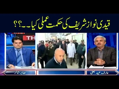 The Reporters | Sabir Shakir | ARYNews | 18 March 2019