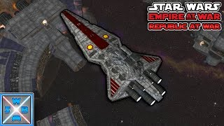 Die Invasion Sullusts! - Lets Play Star Wars Empire at War - Republic at War Mod #11