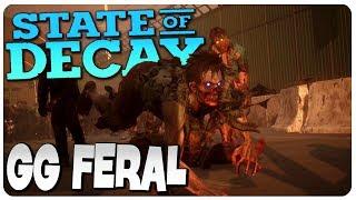 NIGHT of the FERAL - GET REKT BIRDBOI   State of Decay Gameplay #12 (Mods)