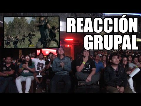 REACCIÓN GRUPAL AL FINAL DE TEMPORADA 8 - The Walking Dead (Lima 2018)