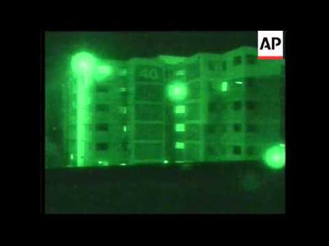 IRAQ: BAGHDAD FOLLOWING NIGHT OF AIR ATTACKS