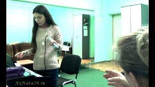 Урок вокала.Ритм и дикция в джаз стандарте Ночь в Тунисе ч.2-я(1)