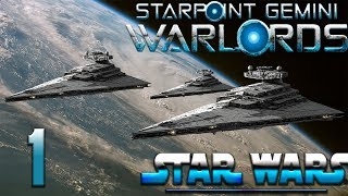 Star Wars: Warlords of Gemini ~ Ep.1 – Small beginnings