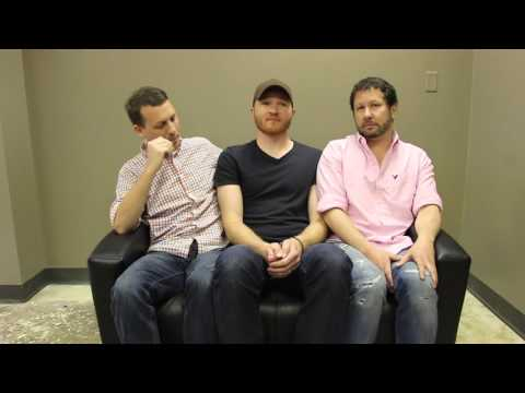 Tiny Couch Interview with  Eric Paslay