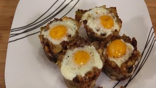 What To Do With Leftover Stuffing - Breakfast