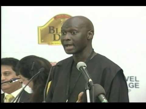 Mr  Olara Otunnu  Presentation   Speech   PA 2006