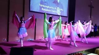 [Sunday Service] Bejana Mu - JPCC Worship - Filadelfia Youth Dancer Gspdi Filadelfia