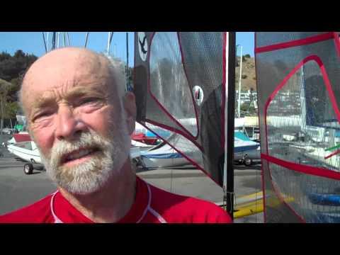 Del Olsen: West Coast International Canoe  God Father