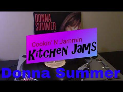 Donna Summer - Melody Of Love / Kitchen Jams