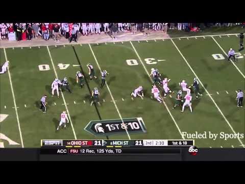 Connor Cook vs Ohio State (2014)