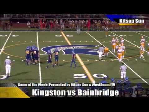 Kingston vs. Bainbridge - 2nd Half