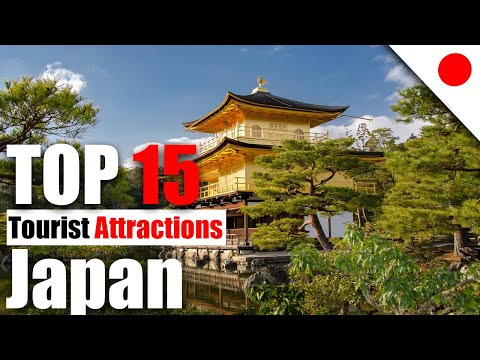 Top 15 Tourist Attractions in Japan #10