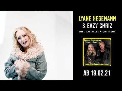 """Lyane Hegemann & EAZY CHRIZ """"Will das alles nicht mehr"""" Teaser"""