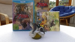 The Legend of Zelda: Twilight Princess HD - Limited Edition - Unboxing