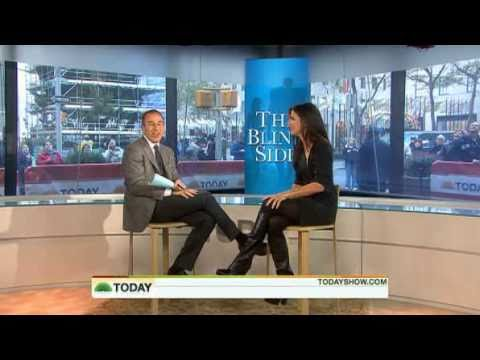 Sandra Bullock interview for Today Show, 17 november 2009/p.1