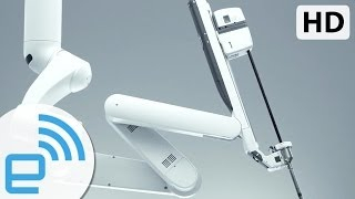Introducing Intuitive Surgical's new surgical robot, the da Vinci Xi. Read our review here: http://goo.gl/sdkAXh Subscribe to Engadget now! http://bit.ly/YA7pDV ...