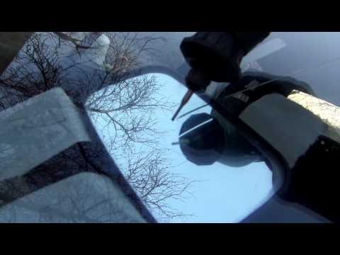 Как просверлить лобовое стекло автомобиля в домашних условиях