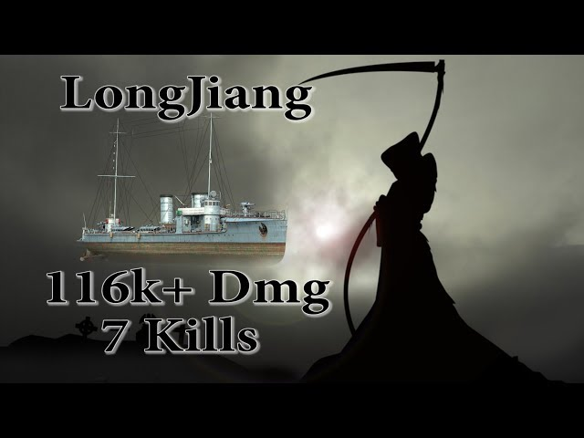 Death, His Name is LongJiang | 116k DMG, 7 Kills | Pan Asian DD Preview