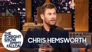 Chris Hemsworth Explains Thor