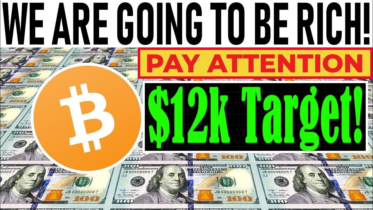 BITCOIN BOOM TO $12k! - SAMSUNG PARTNERS W/ CRYPTO EXCHANGE! - FOMO CITY! BITCOIN BREAKING OUT! 1
