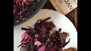 Тёплый салат с зернистой горчицей: рецепт от Foodman.club
