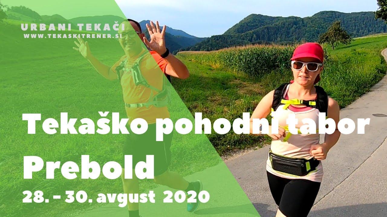 Tekaško pohodni tabor, Prebold 2020
