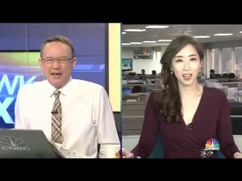 SG 151103 CNBC ASIA PRE OPEN MARKET 개장전 JUNE YOON CNBC