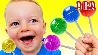 Daddy Finger Family Song - أغنية للأطفال بواسطة Ulya